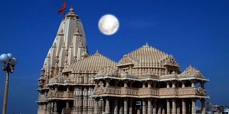 Somnath sightseeing