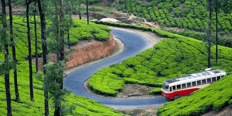 Thekkady-Kumily road trip,