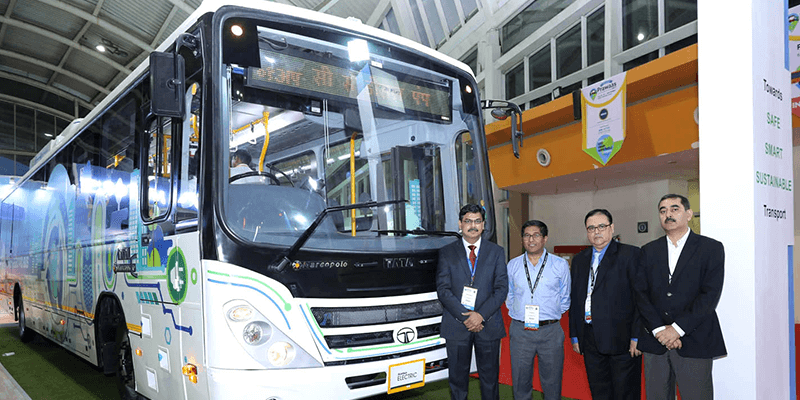 Volvo Bus India