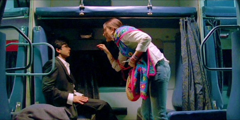 Seat problem on train