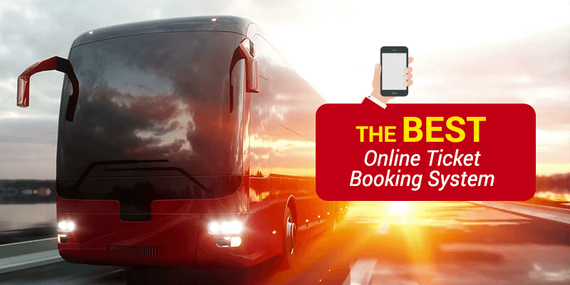 Online bus ticket booking service