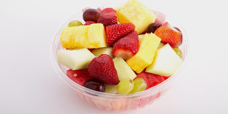 Jain fruit salads