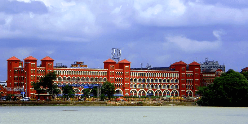 Howrah railway station
