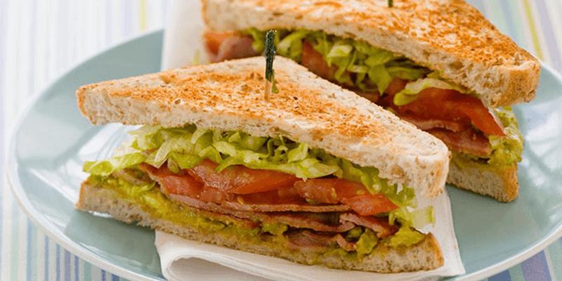 Chicken sandwich, Cheez Sandwich types of sandwich