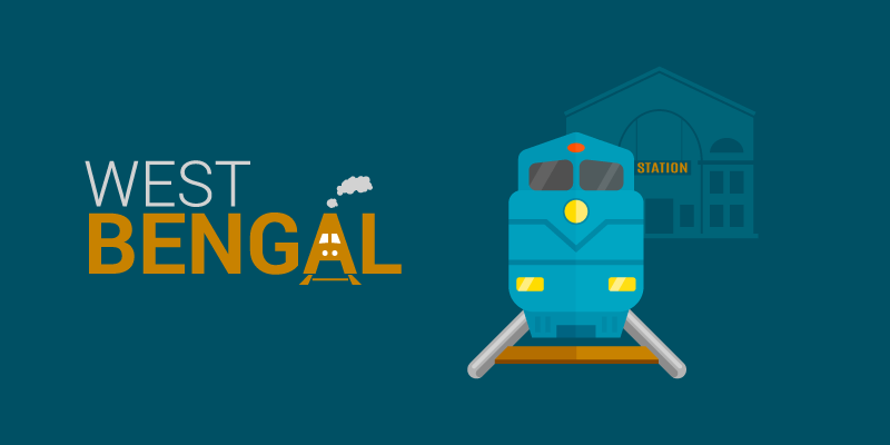 6 Unique railway stations of West Bengal - RailYatri Blog