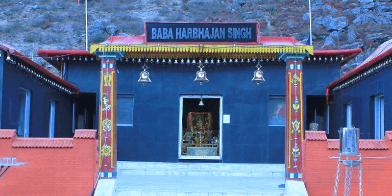 Baba Harbhajan Mandir
