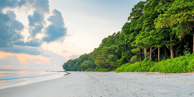Radhanagar-Beach Havelock island