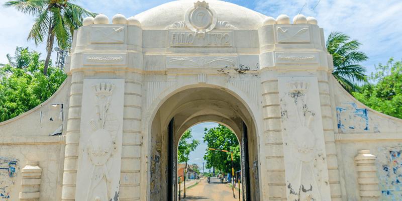 Tranquebar Town Gateway