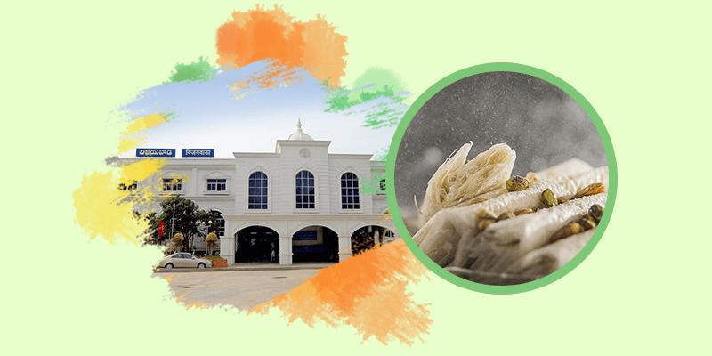 Vijayawada's famous sweet dish