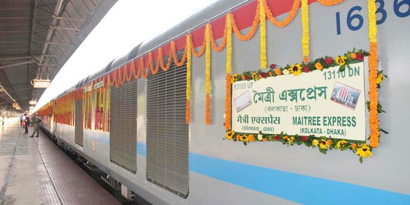 Maitree-Express info