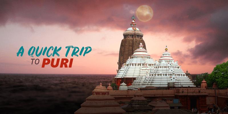 Puri tourist places
