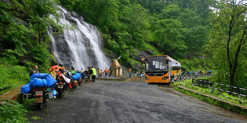 Saputara to Waghai