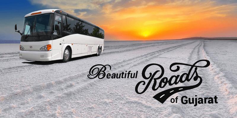 Bus routes of Gujarat