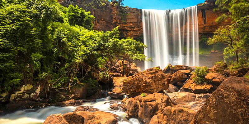 Tamra Ghoomar falls