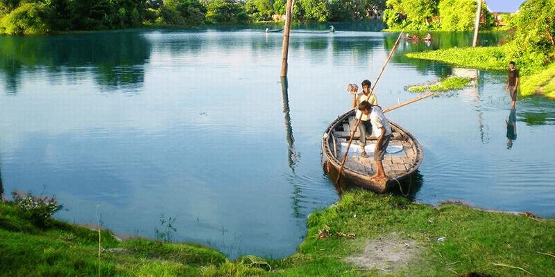 Bijoy Sagar Lake