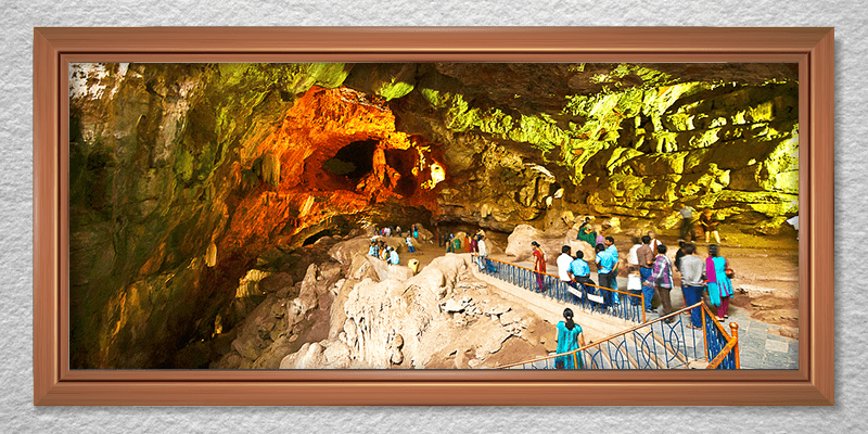 Borra Caves