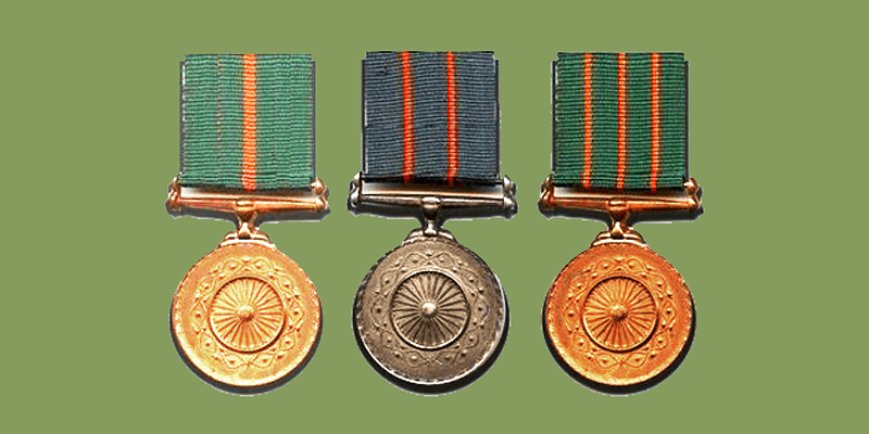 Gallantry-Award winners