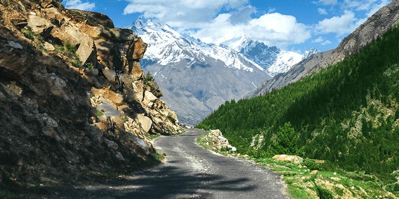 Shimla to Kangra Valley
