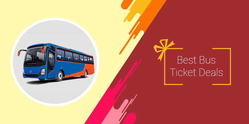 Discounts on bus tickets