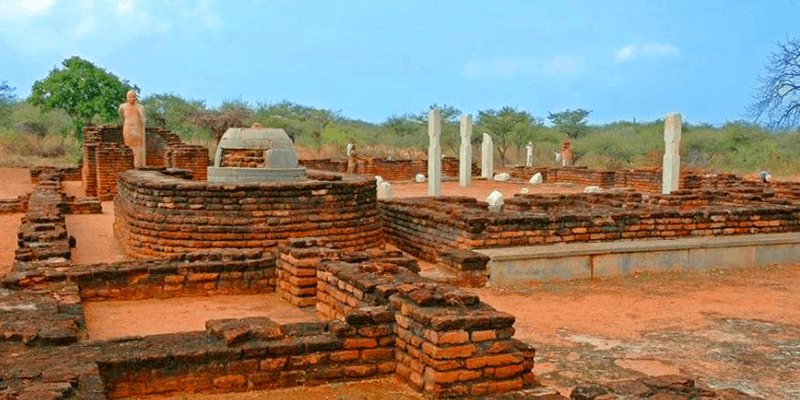 Lost city of India