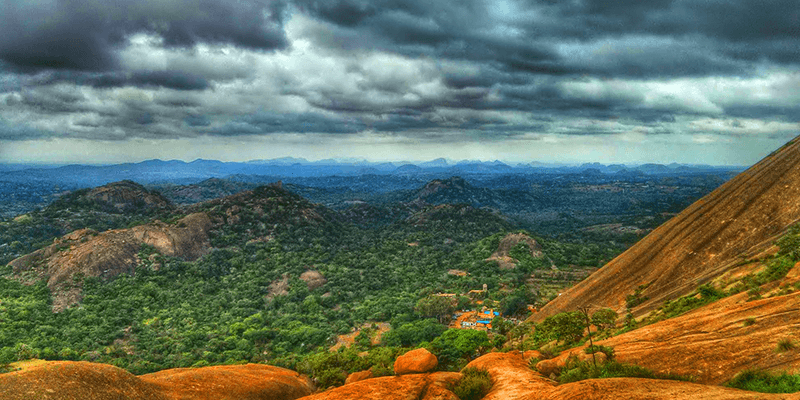 Anthargange Peak