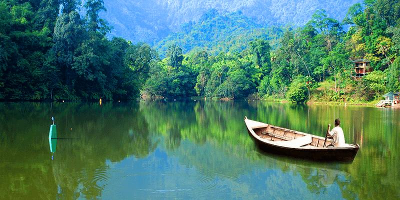Ganga Lake
