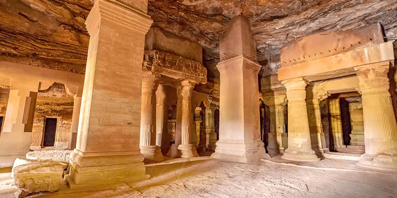 Bandhavgarh Caves