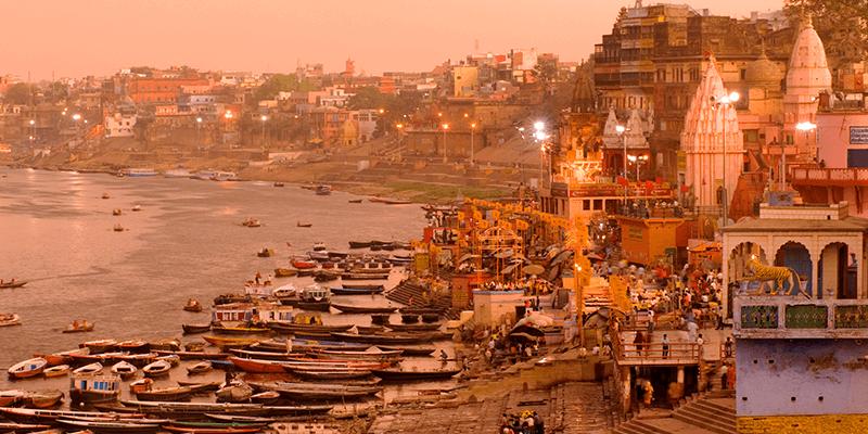Varanasi Ganga Ghats