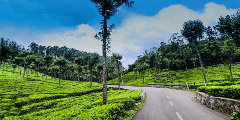 Kotagiri roads
