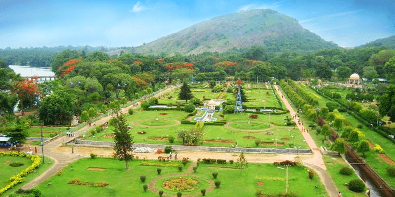 Malampuzha Garden