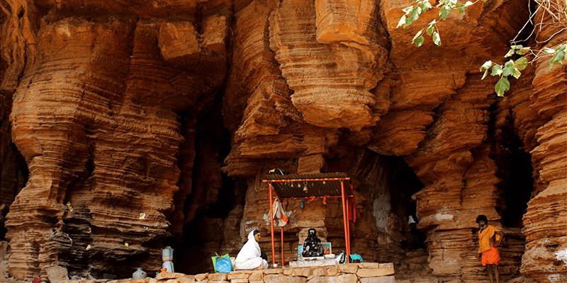 Akkamahadevi Caves