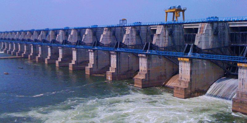 Erai (Irai) Dam
