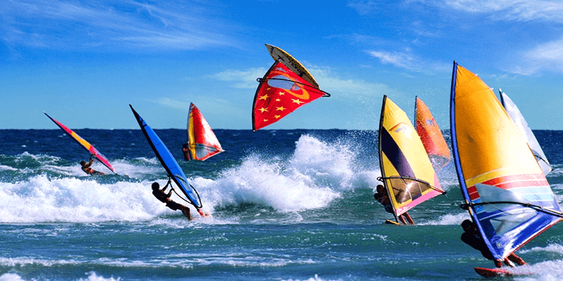 Goa Surfing