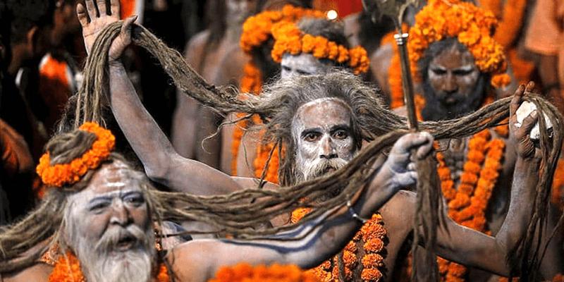 Naga Sadhus