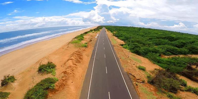 Konark road