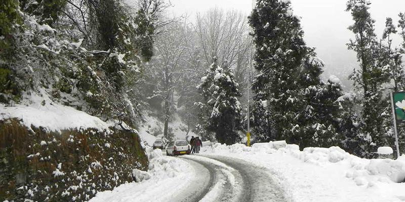 Shimla roads