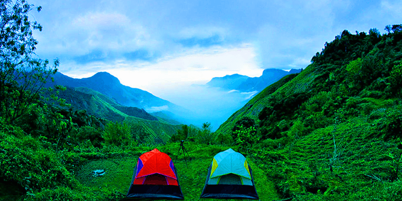 Munnar camping