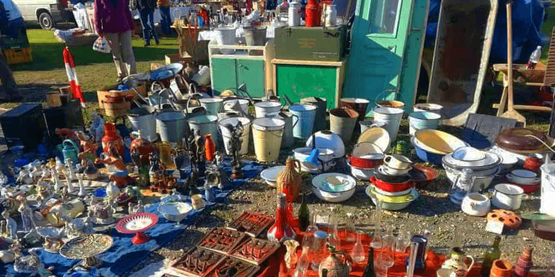 Agra shopping