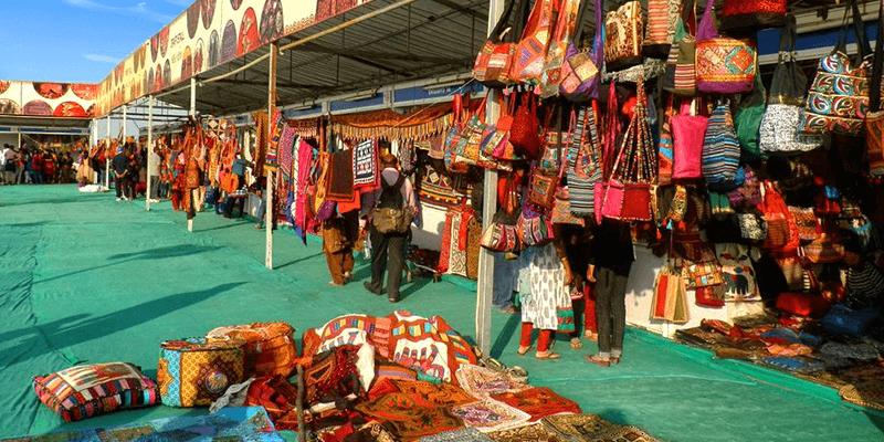Rann Utsav shops