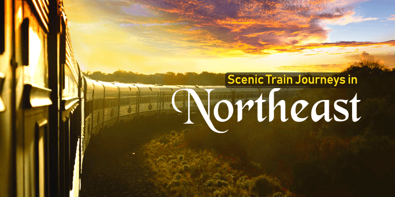 Northeast India trains