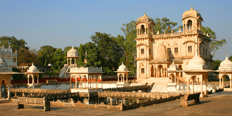 Scindia Chhatris