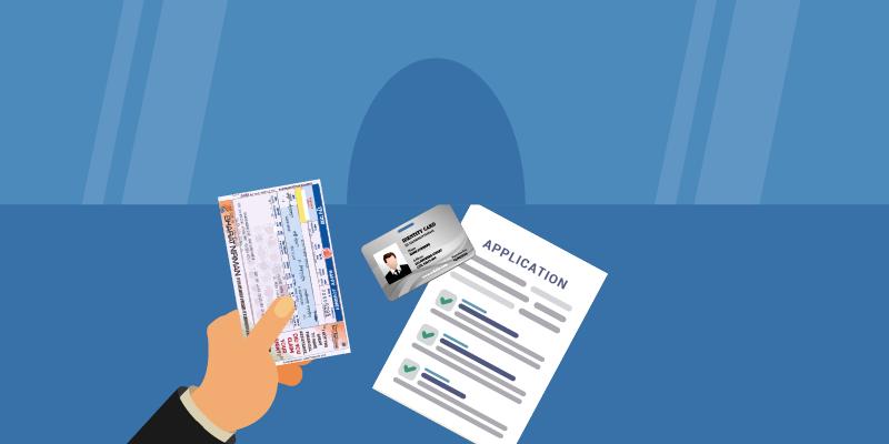 Railway ticket transfer