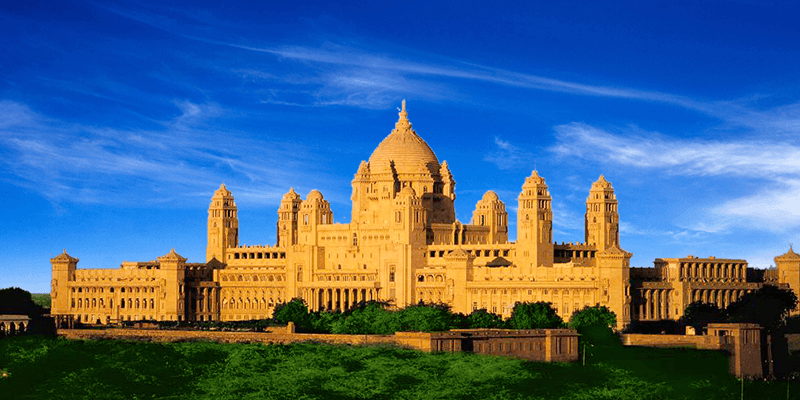 Umaid Bhawan Palace