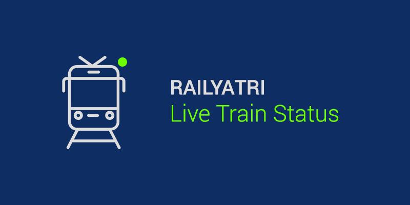 Live train tracking