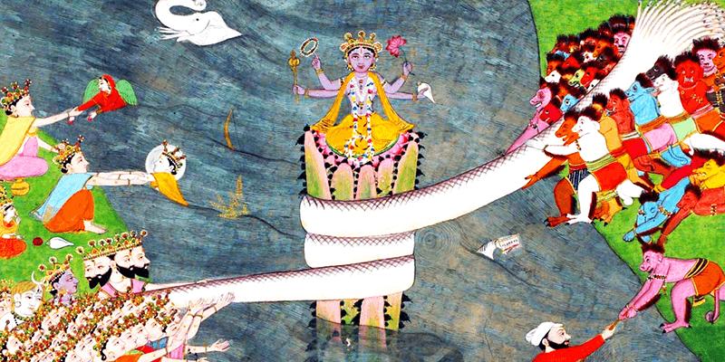 Kumbh Mythology in Tamil