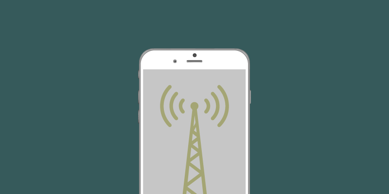 Mobile network coverage