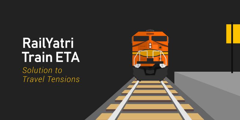 RailYatri Train ETA