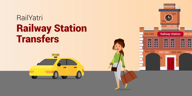 Railway station transfers