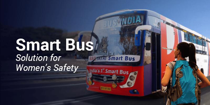 RailYatri Smart Bus