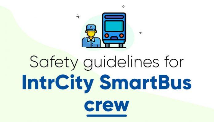 intercity smartbus